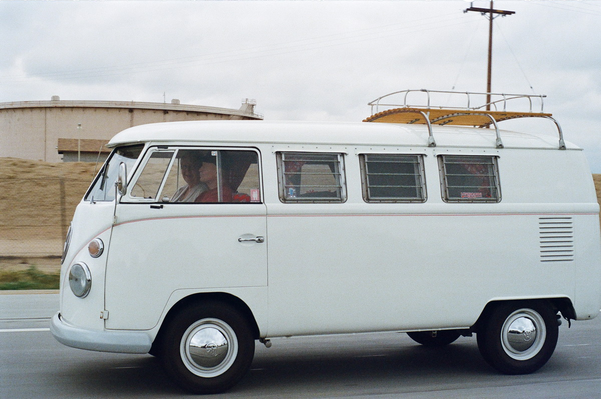 L'Histoire du Combi de Volkswagen