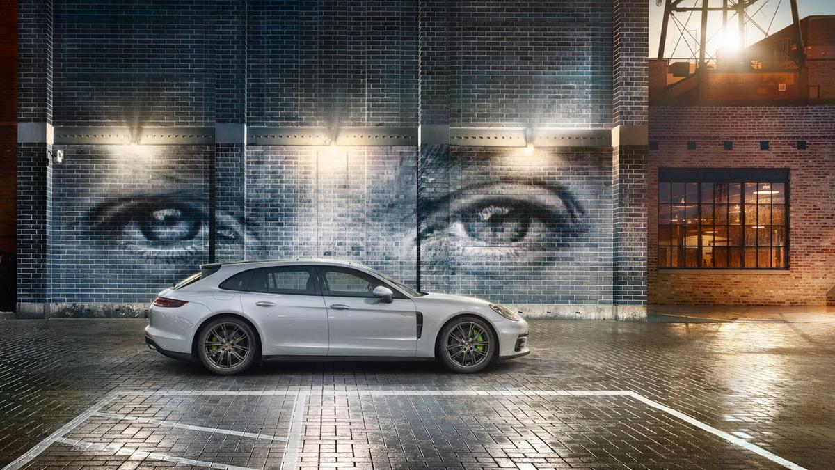 Porsche éléctrique, Panamera S E-Hybrid