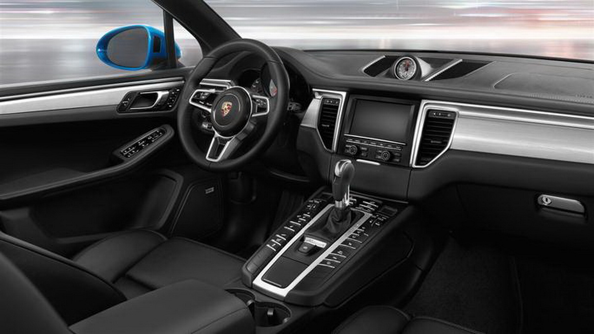 SUV Porsche Macan